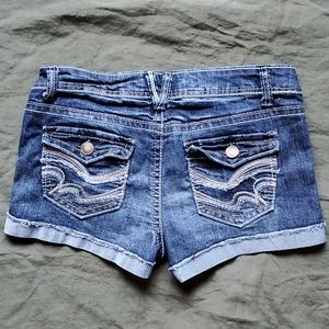 Cute Jean Shorts Size 11